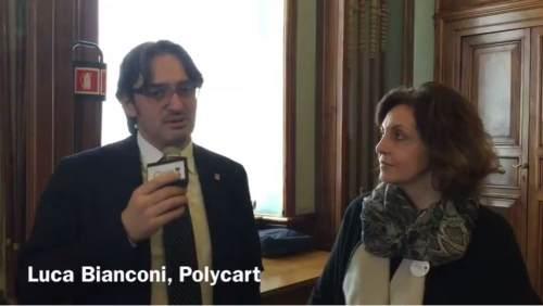 Intervista a Luca Bianconi - Accordo Assobioplastiche con Roma Capitale e AMA per contrastare il commercio illegale di sacchetti per la spesa di plastica