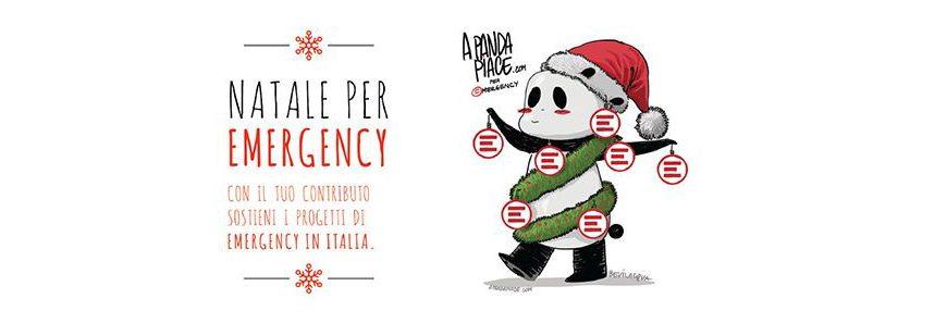 "Polycart e Novamont – ""Natale per Emergency"" 2015"