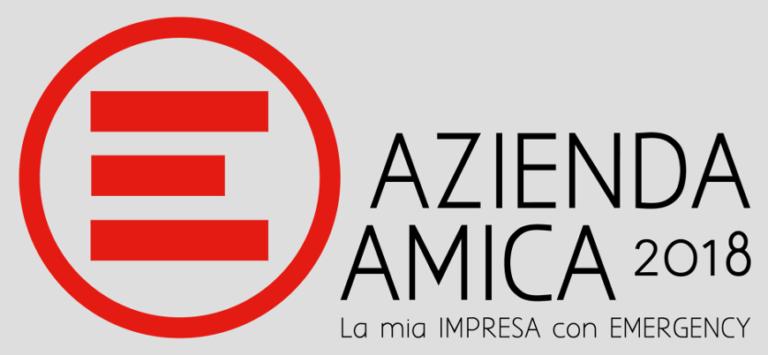 """Polycart """"Azienda Amica"""" di Emergency 2018"""