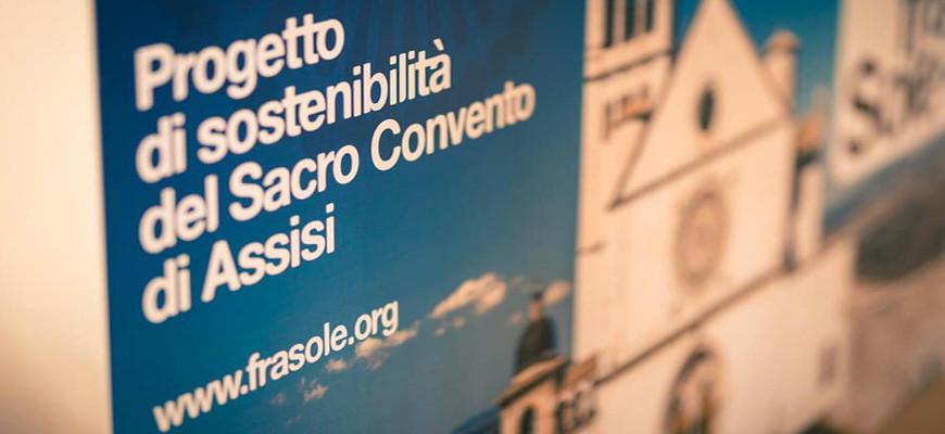 """Il Progetto Fra' Sole riceve il Premio """"Verso un'economia circolare"""""""