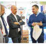 La nuova busta per la mozzarella in Mater-Bi presentata a Marca 2019