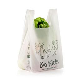 Shoppers Biodegradabili «Bio Kids» generici in Mater-Bi®