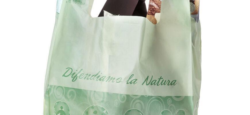 Shopper in Mater-Bi® Riutilizzabili