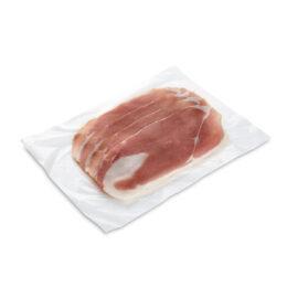 Foglietti bloccati in Mater-bi® per uso alimentare